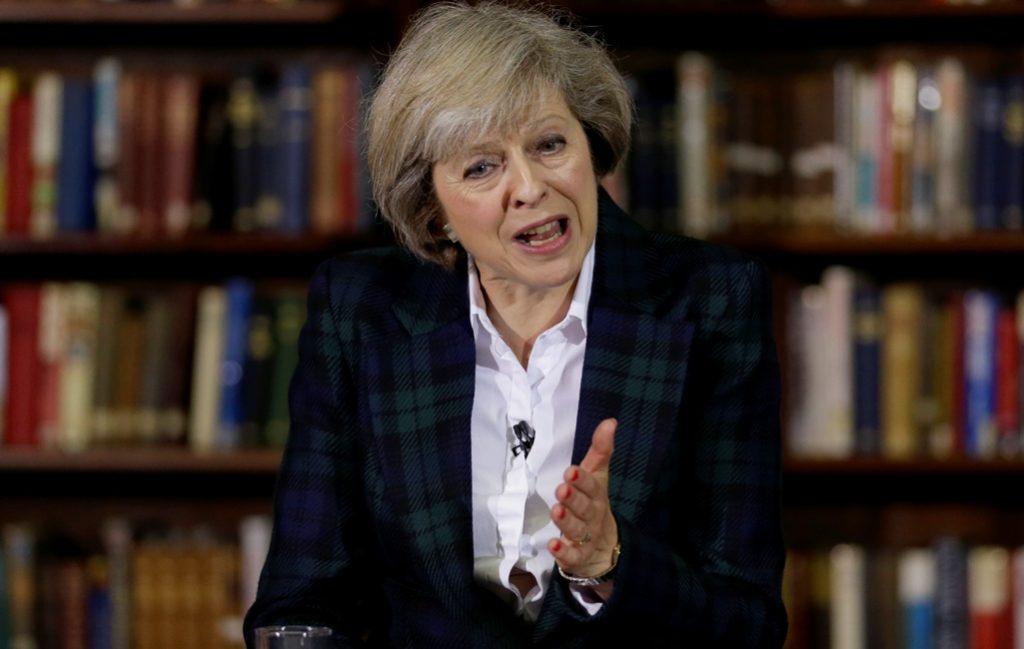 Η βρετανική κυβέρνηση διαψεύδει δημοσίευμα ότι η συνάντηση Μέι-Γιούνκερ ήταν «δύσκολη» | Pagenews.gr