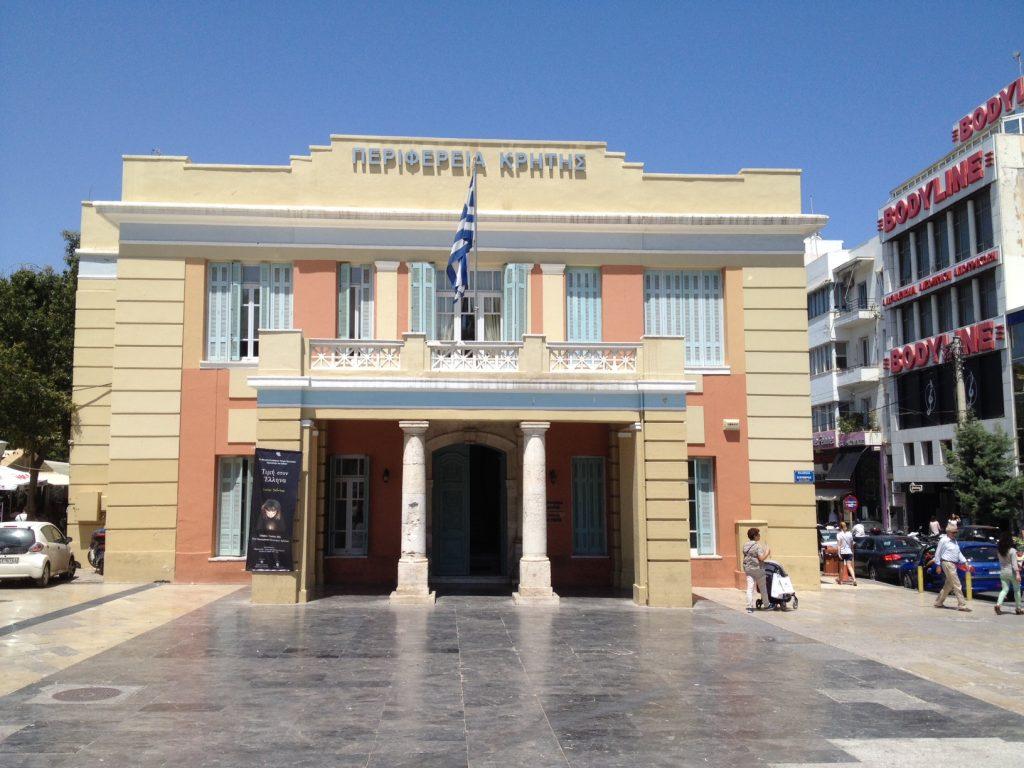 Περιφέρεια Κρήτης: Έργα σε 450 επικίνδυνα σημεία του οδικού δικτύου   Pagenews.gr