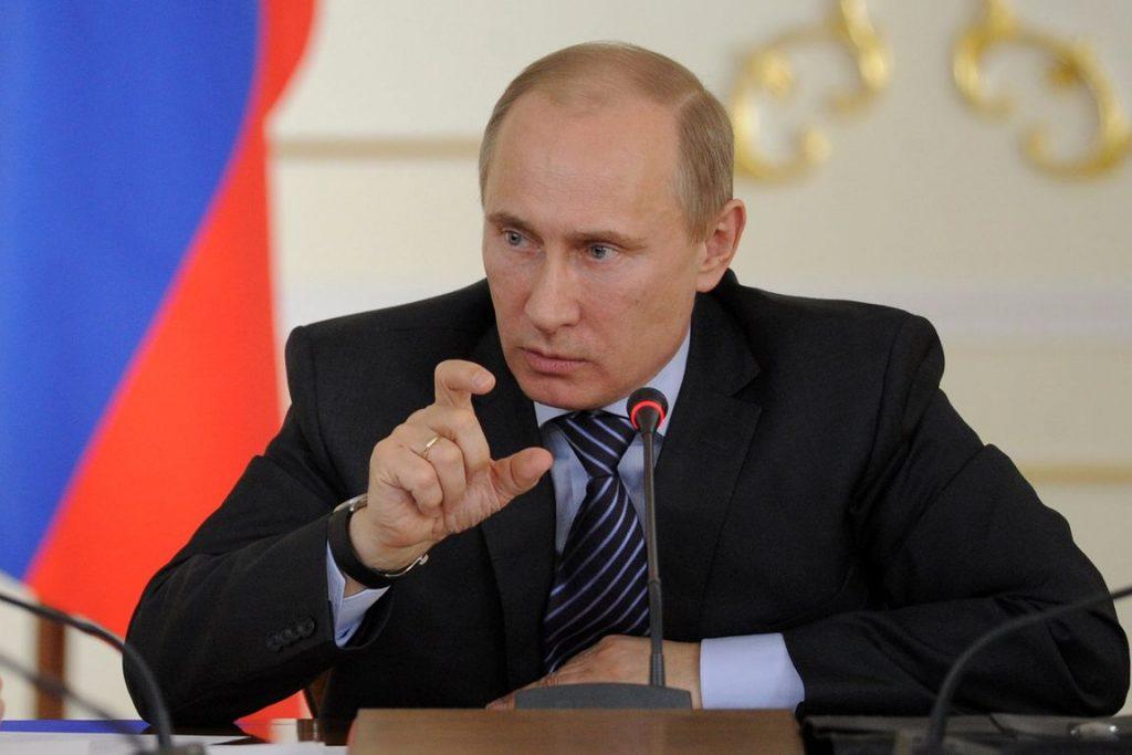 Βλαντίμιρ Πούτιν: Δεν θα παρευρεθεί στο συνέδριο για την ειρήνη στη Συρία | Pagenews.gr