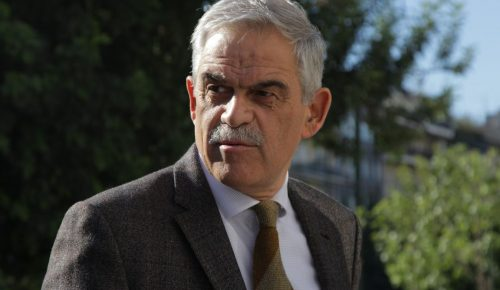 Τόσκας για Σκοπιανό: Η ΝΔ συστρατεύεται με τον ακραίο εθνικισμό   Pagenews.gr