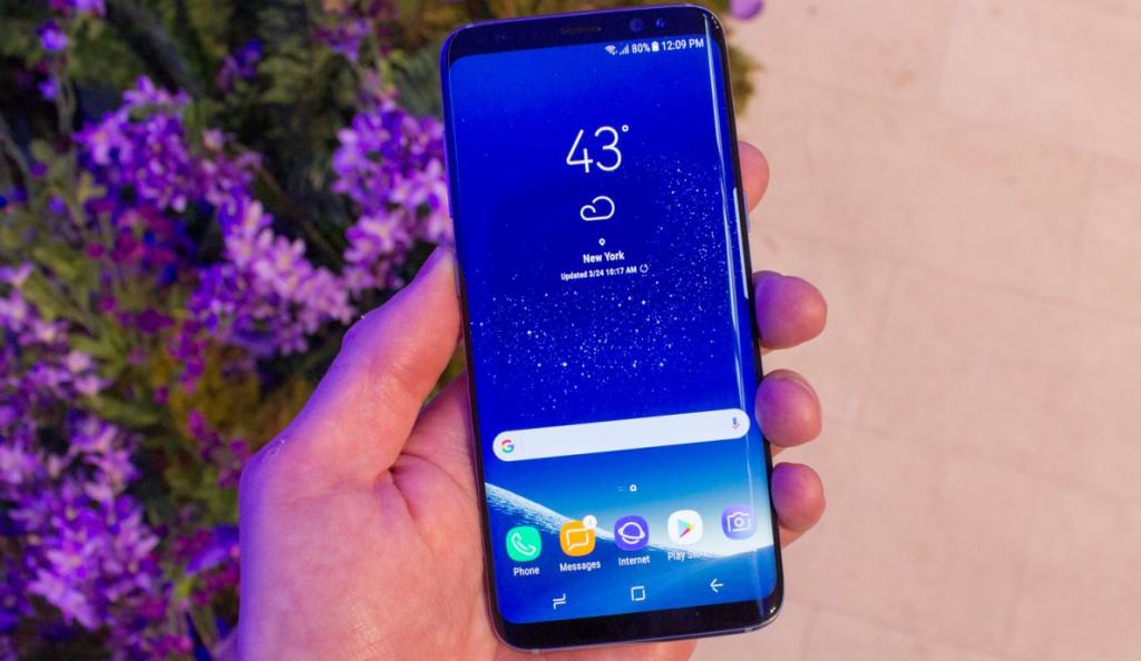 Ν. Κορέα: Απίστευτα νούμερα παραγγελιών για το Galaxy S8! | Pagenews.gr