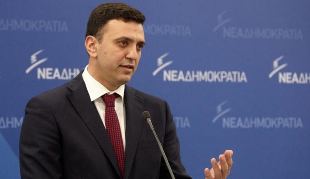Κικίλιας: «Η ταυτότητα και η συνείδησή μας δεν αντέχει αυτά τα οποία προκρίνετε στα εθνικά μας θέματα» | Pagenews.gr