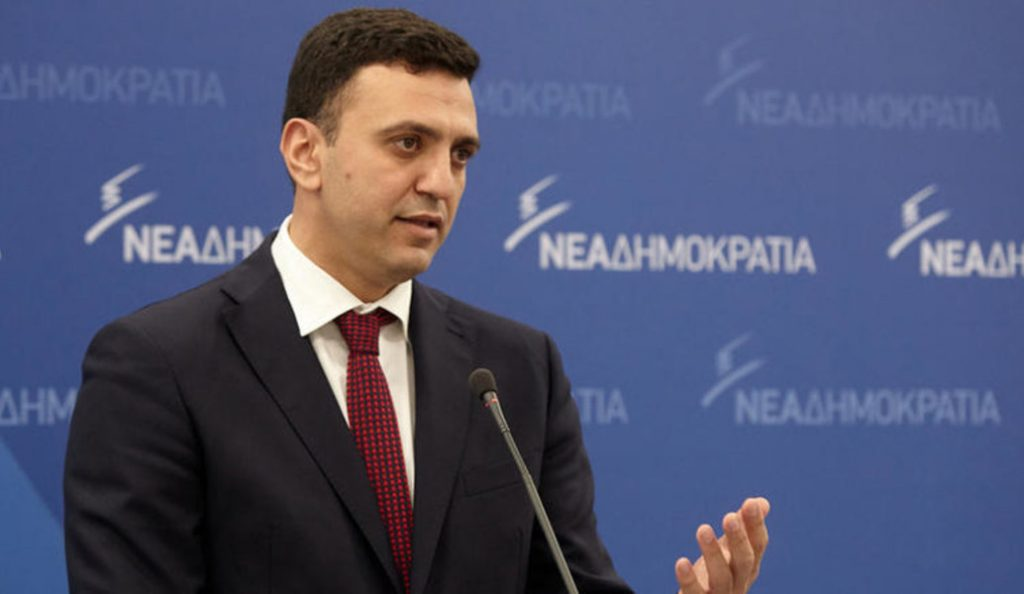 Κικίλιας: Υιοθετεί ή καταδικάζει ο Τσίπρας τις δηλώσεις Τόσκα | Pagenews.gr