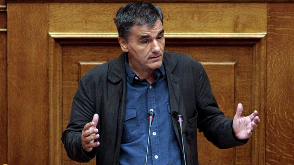 Βουλή: Σφοδρή αντιπαράθεση Τσακαλώτου- Βενιζέλου στη συζήτηση για τον προϋπολογισμό | Pagenews.gr