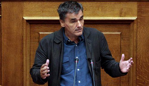 Ευκλείδης Τσακαλώτος: Μόνιμες μειώσεις φόρων από το 2019 | Pagenews.gr