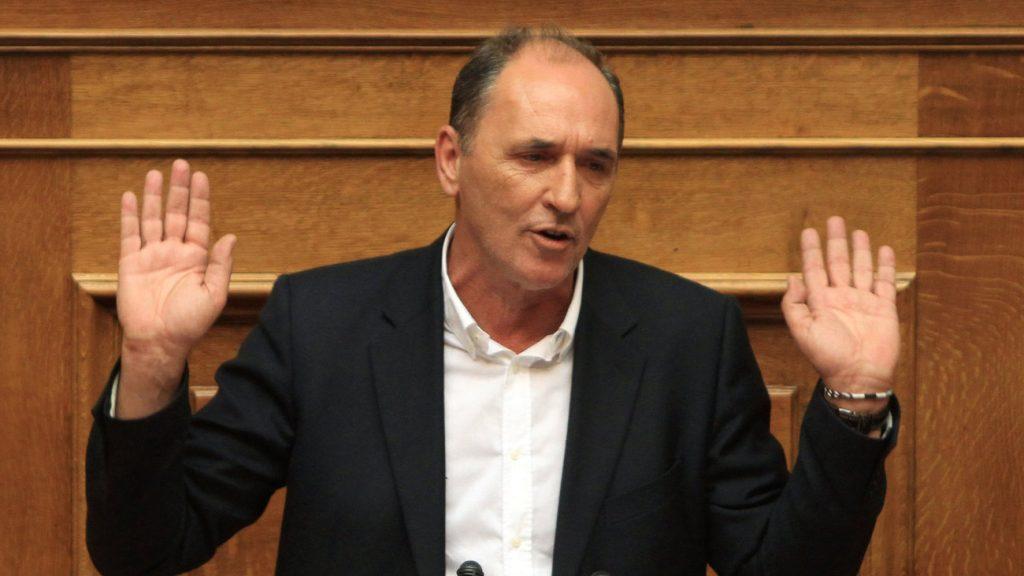 Βουλή: Σκληρή αντιπαράθεση Σταθάκη – Μανιάτη για το δημόσιο χρέος   Pagenews.gr