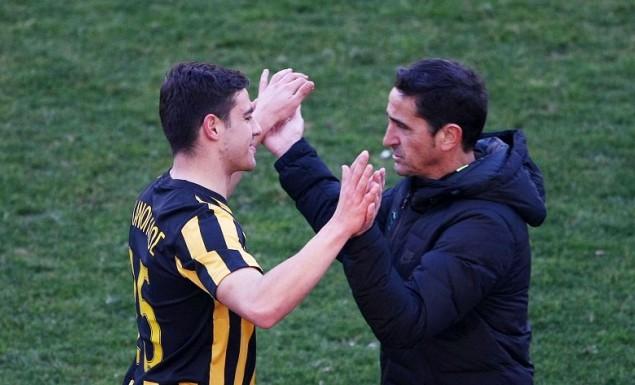 Ανεβαίνει ο Γαλανόπουλος στην ΑΕΚ   Pagenews.gr