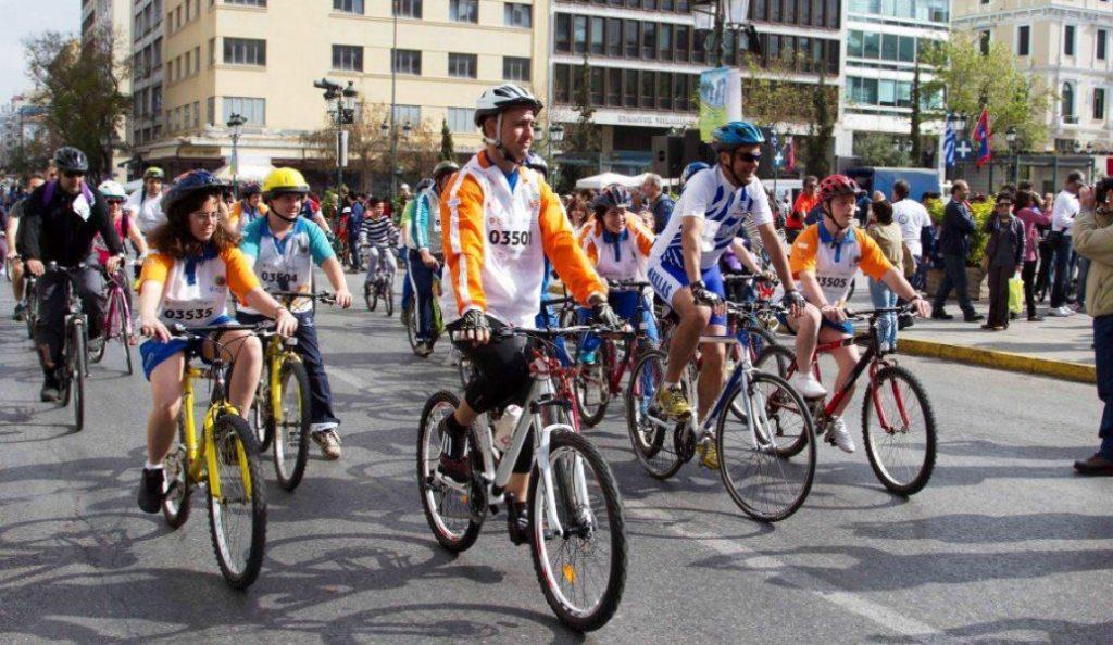 Ποδηλατικός Γύρος της Αθήνας την Κυριακή | Pagenews.gr