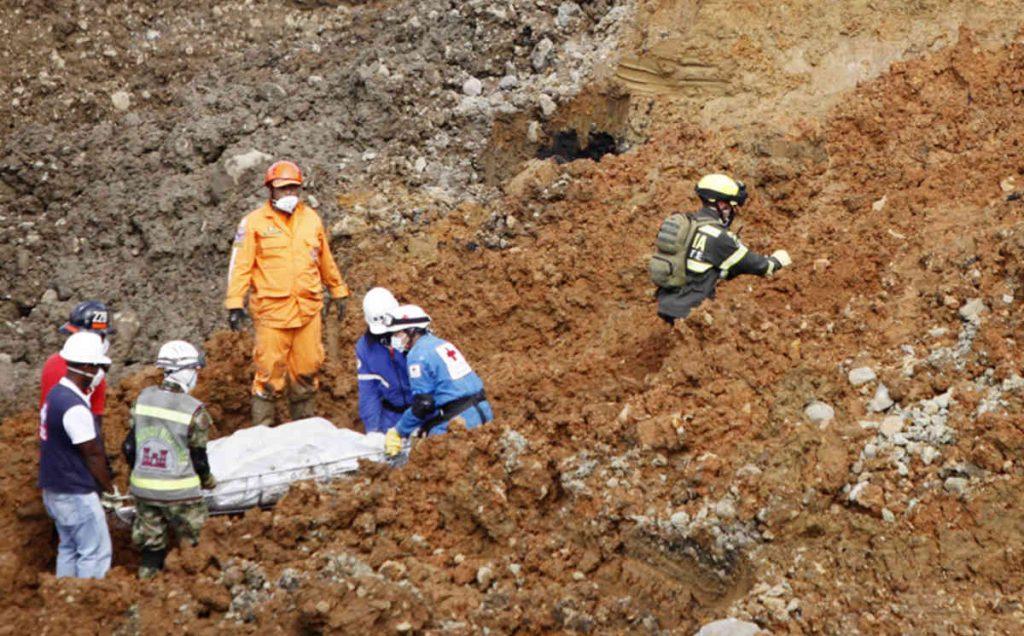 Κολομβία: 43 νεκρά παιδιά ανάμεσα στους 254   Pagenews.gr