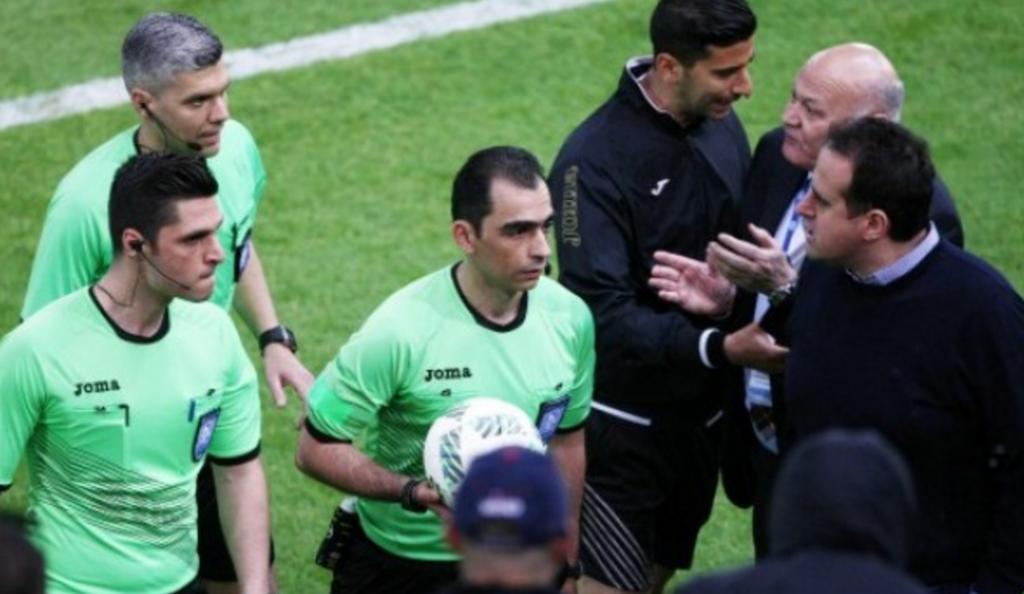 «Λευκό» το φύλλο αγώνα του Ζαχαριάδη! | Pagenews.gr