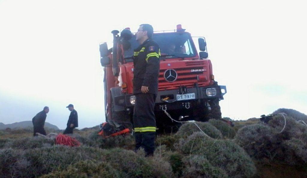 Κέρκυρα: Νεκρός 65χρονος –  Έπεσε σε χαράδρα 70 μέτρων | Pagenews.gr