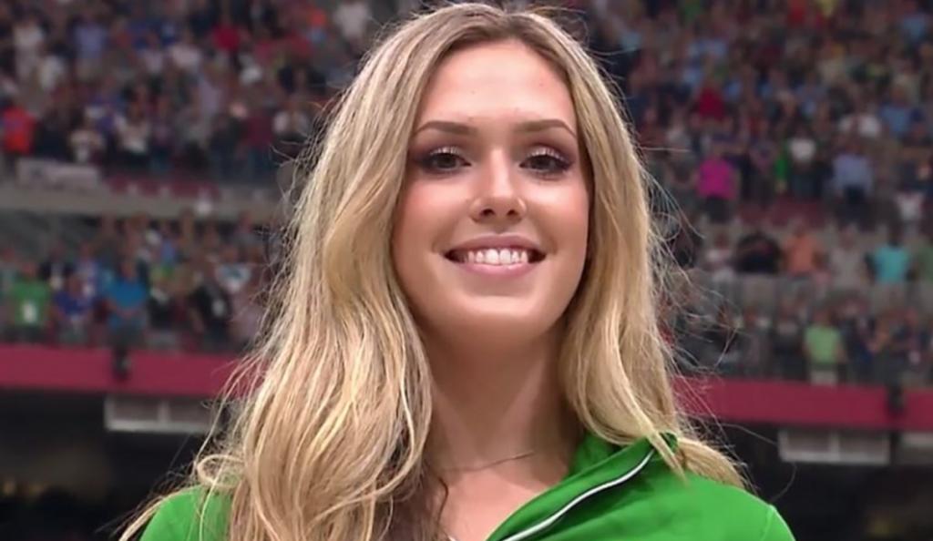 Η «καυτή» βολεϊμπολίστρια που έγινε viral (pics) | Pagenews.gr