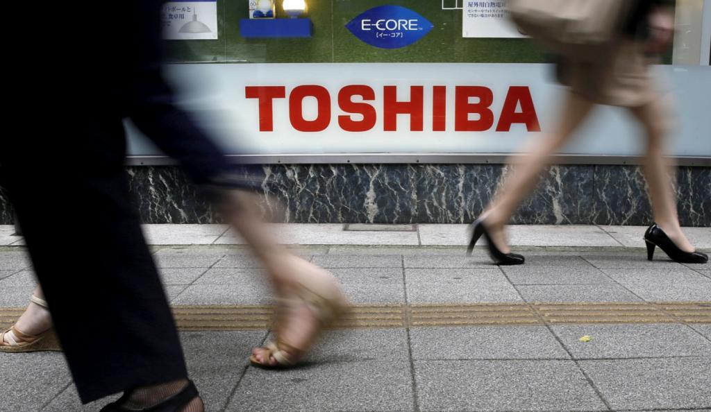 Toshiba: Μεγάλα ονόματα στο «κόλπο» για την αγορά του τμήματος memory chips | Pagenews.gr