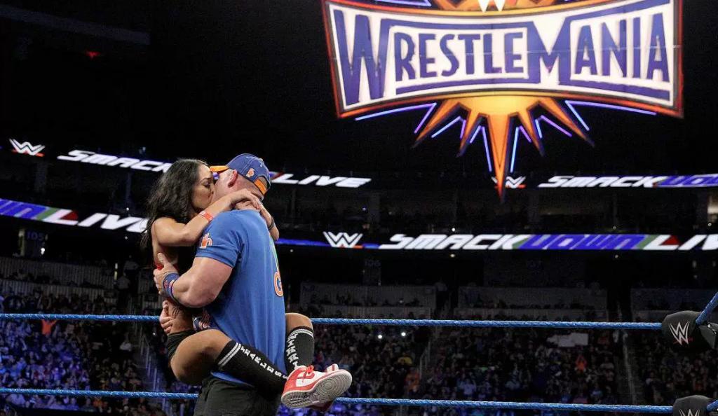 Αυτή είπε το «ναι» στον John Cena (pics)   Pagenews.gr