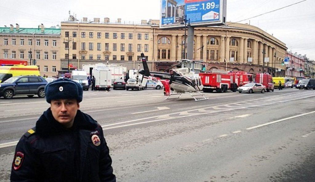 Σώοι 23 μαθητές από τη Βέροια που ήταν εκδρομή στην Αγία Πετρούπολη | Pagenews.gr
