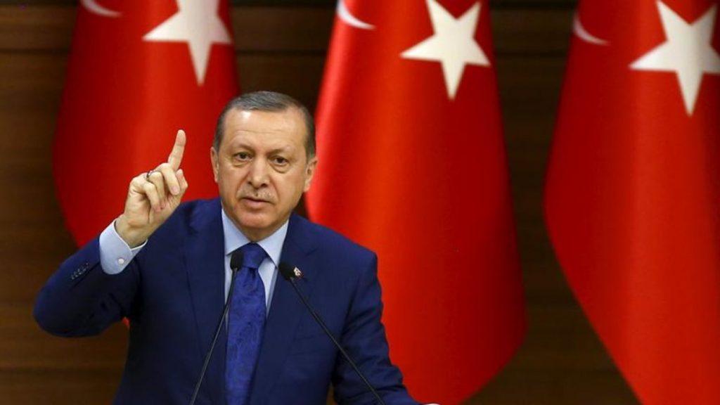 Ρετζέπ Ταγίπ Ερντογάν: Απειλεί τους Κούρδους για το δημοψήφισμα ανεξαρτησίας   Pagenews.gr