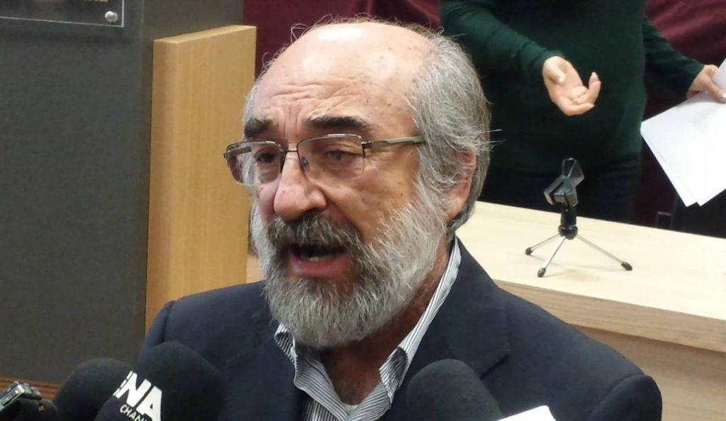 Δήμαρχος Αλεξανδρούπολης: Με έσπρωξε ο Σκουρλέτης | Pagenews.gr