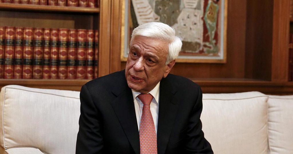 Παύλος Γιαννακόπουλος: Το τηλεφώνημα του ΠτΔ στον Δημήτρη Γιαννακόπουλο | Pagenews.gr