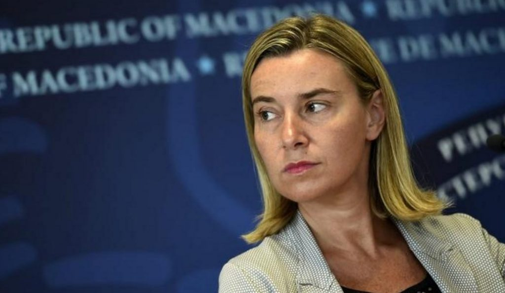 Μογκερίνι: Το καθεστώς του Άσαντ πίσω από την επίθεση με χημικά στη Συρία | Pagenews.gr