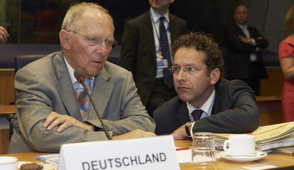 Αγωνία για το Eurogroup – Με κλειστά χαρτιά η συνάντηση Σόιμπλε-Ντάισελμπλουμ | Pagenews.gr