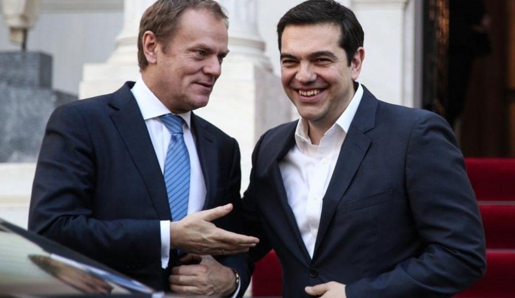 Τι έφαγε ο Ντόναλντ Τουσκ στην Αθήνα | Pagenews.gr