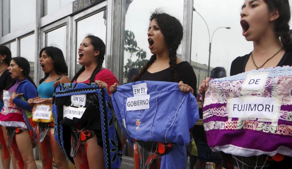 Η ιστορία πίσω από τις μαζικές εξαναγκαστικές στειρώσεις στο Περού | Pagenews.gr