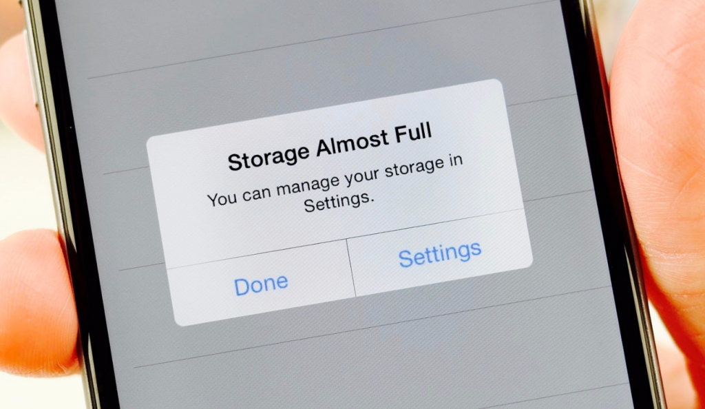 Φρεσκάρισμα μνήμης του iPhone σας χωρίς απώλειες σημαντικών αρχείων | Pagenews.gr