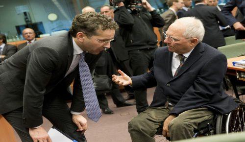 Τετ-α-τετ Σόιμπλε-Ντάισελμπλουμ την Πέμπτη πριν από το Eurogroup | Pagenews.gr