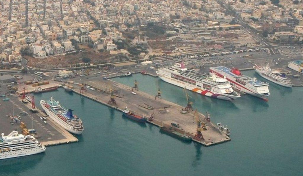 Εντοπίστηκε φορτίο με επικίνδυνα χημικά στο λιμάνι του Ηρακλείου | Pagenews.gr