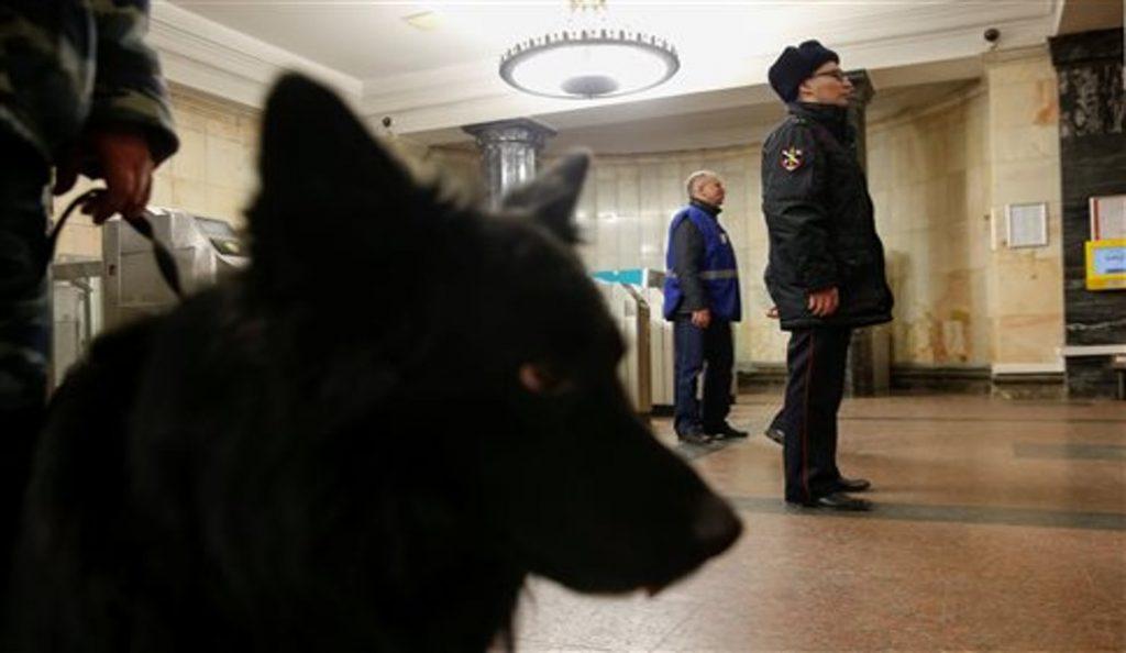 Αυξάνονται τα μέτρα ασφαλείας στο μετρό της Ρωσίας | Pagenews.gr