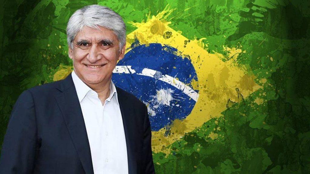 Για δύο χρόνια με Βραζιλία ο Γιαννάκης | Pagenews.gr