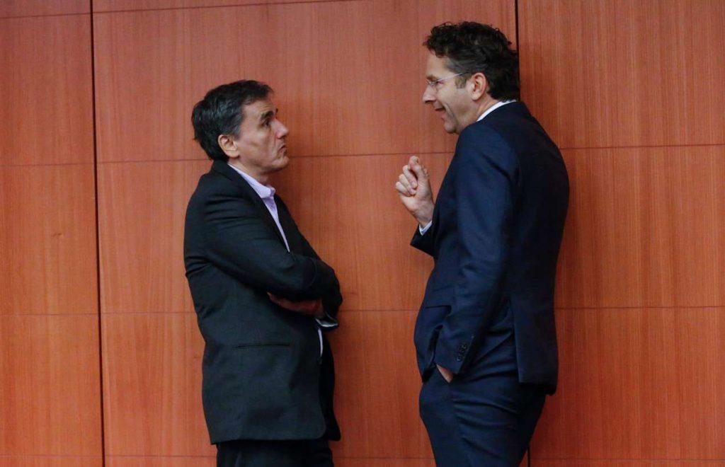 «Πυρετός» διαβουλεύσεων πριν από το κρίσιμο Eurogroup | Pagenews.gr