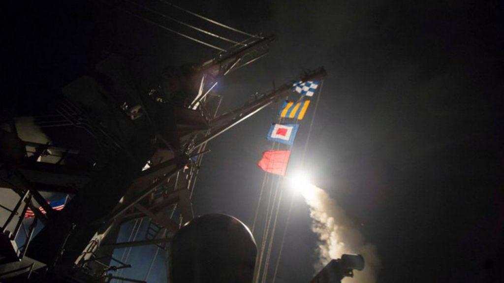 Β. Κορέα:»Aσυγχώρητη» η πυραυλική επίθεση ΗΠΑ στη Συρία | Pagenews.gr