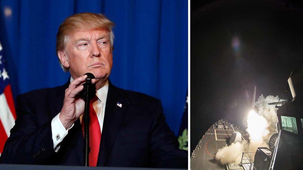 Τραμπ: Δεν υπάρχει αμφιβολία ότι η Συρία χρησιμοποίησε απαγορευμένα χημικά όπλα | Pagenews.gr