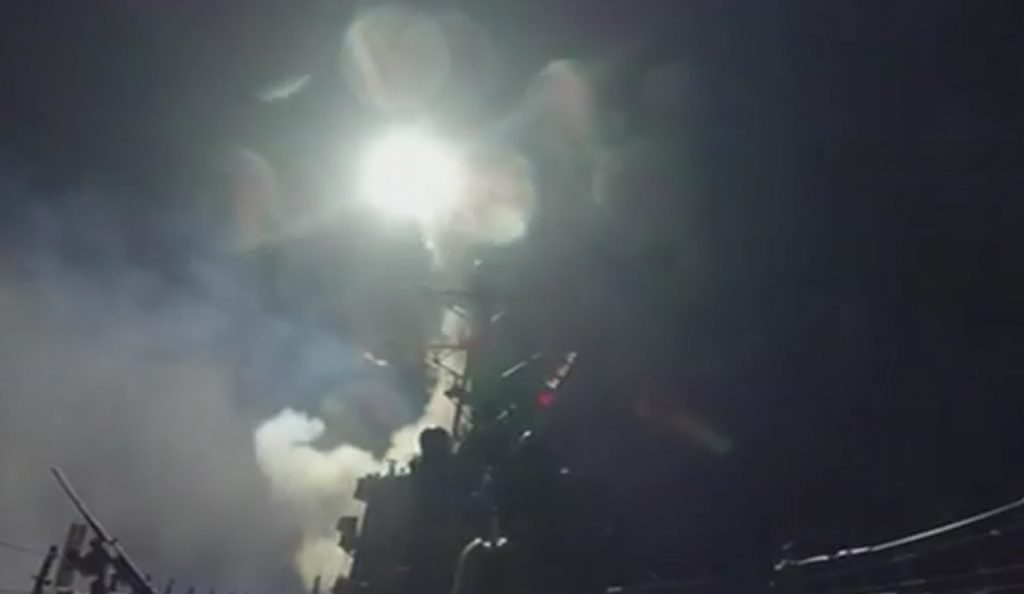 Ρωσία: Δεν ξέρουμε που έπεσαν 36 από τους 59 πυραύλους των ΗΠΑ | Pagenews.gr