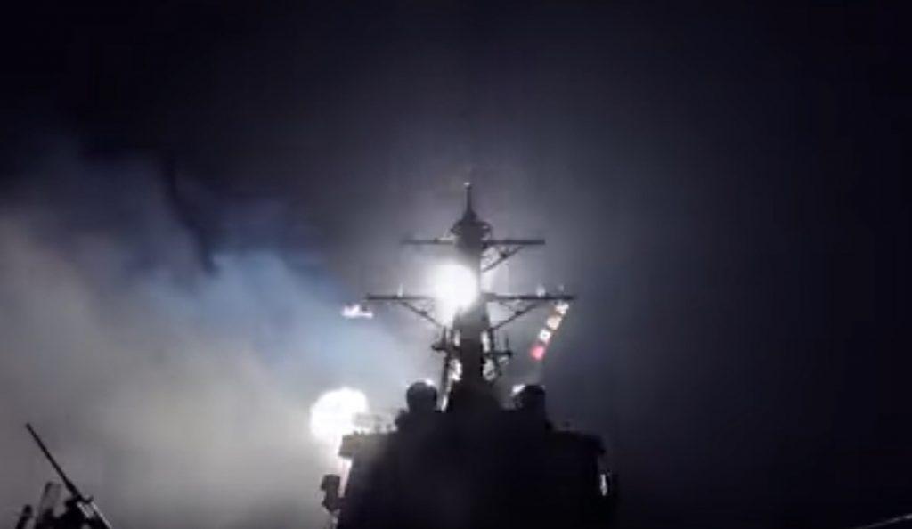 Βίντεο: Η στιγμή της εκτόξευσης των πυραύλων | Pagenews.gr