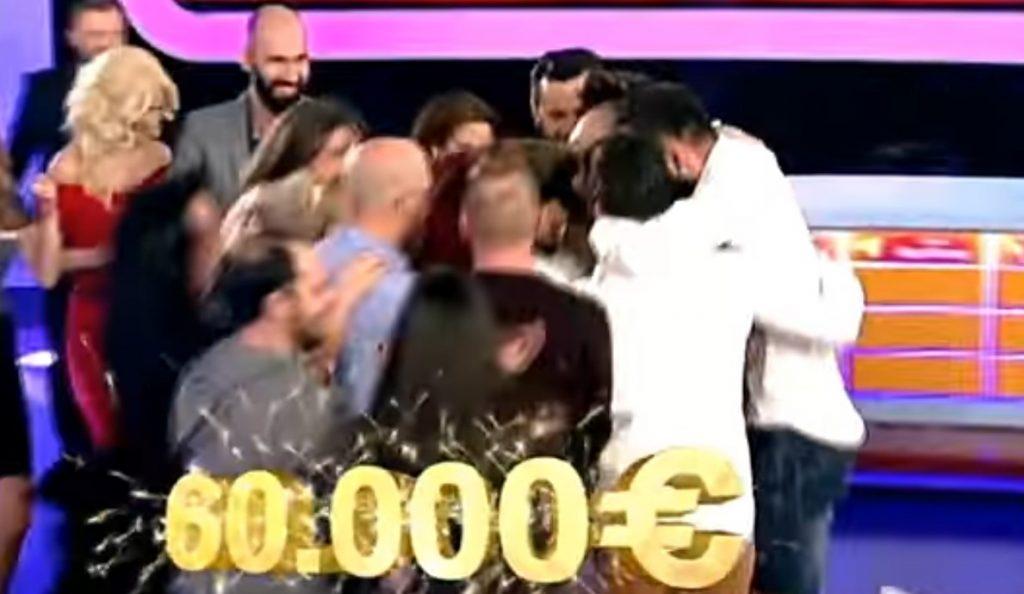 Τίναξε την μπάνκα στον αέρα – Πήρε 60.000 ευρώ στο deal (vid) | Pagenews.gr