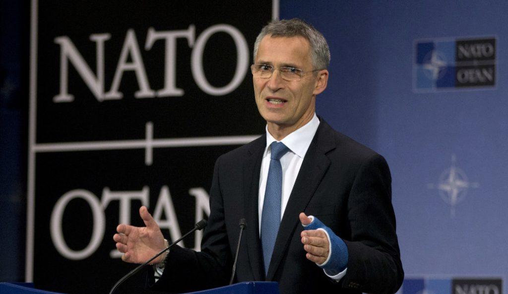 ΝΑΤΟ: Όλη η ευθύνη στον Άσαντ | Pagenews.gr