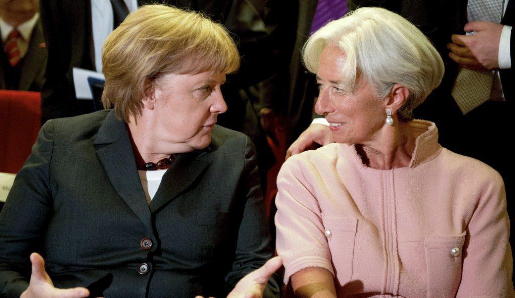 Συνάντηση Μέρκελ-Λαγκάρντ στο Βερολίνο | Pagenews.gr