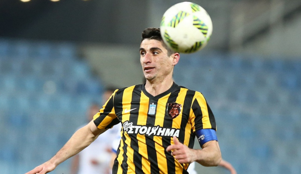 Αυτά τα ματς χάνει ο Μάνταλος στην ΑΕΚ | Pagenews.gr