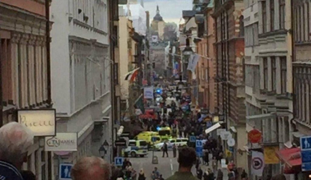 Η Αθήνα καταδικάζει την επίθεση στην Στοκχόλμη | Pagenews.gr