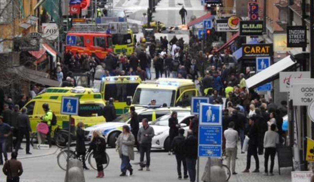 Στεφάν Λεβέν: Πρόκειται για τρομοκρατική ενέργεια | Pagenews.gr