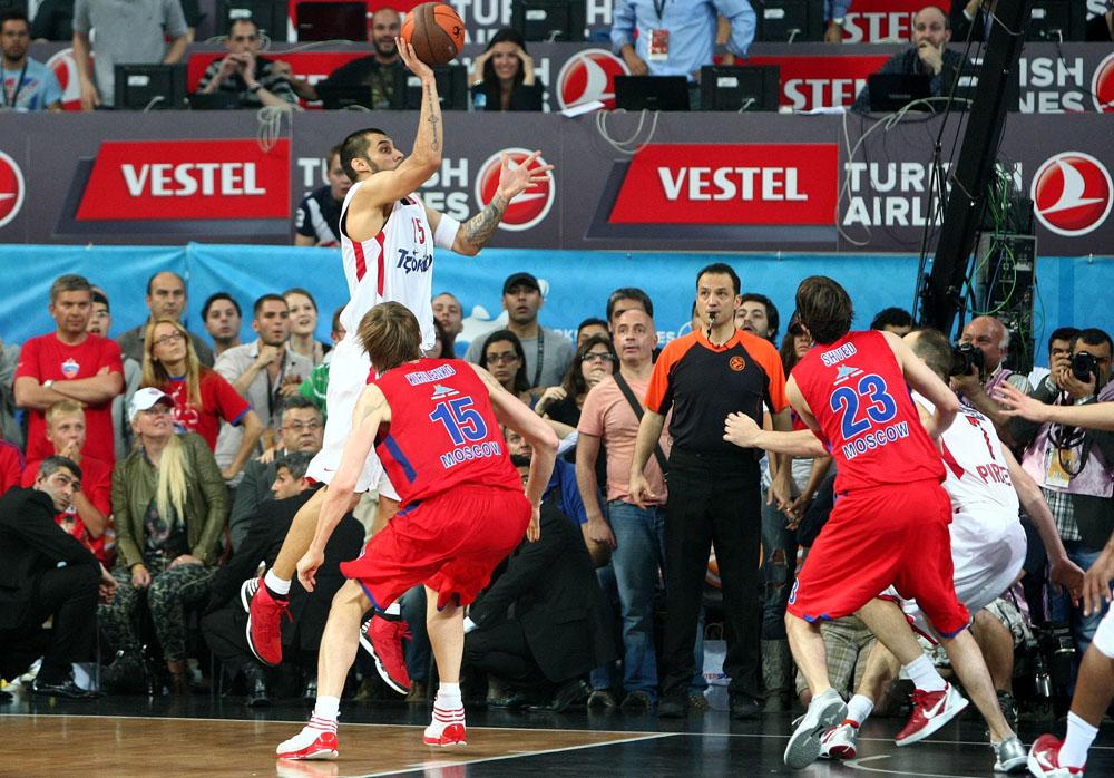 Live ΤΣΣΚΑ Μόσχας – Ολυμπιακός | Pagenews.gr