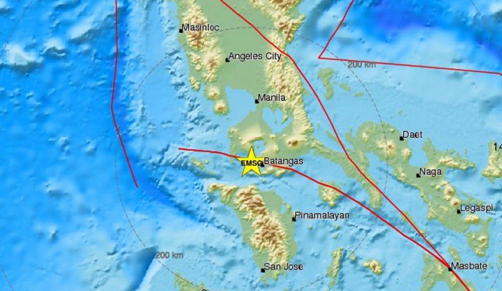 Ισχυρός σεισμός στις Φιλιππίνες | Pagenews.gr