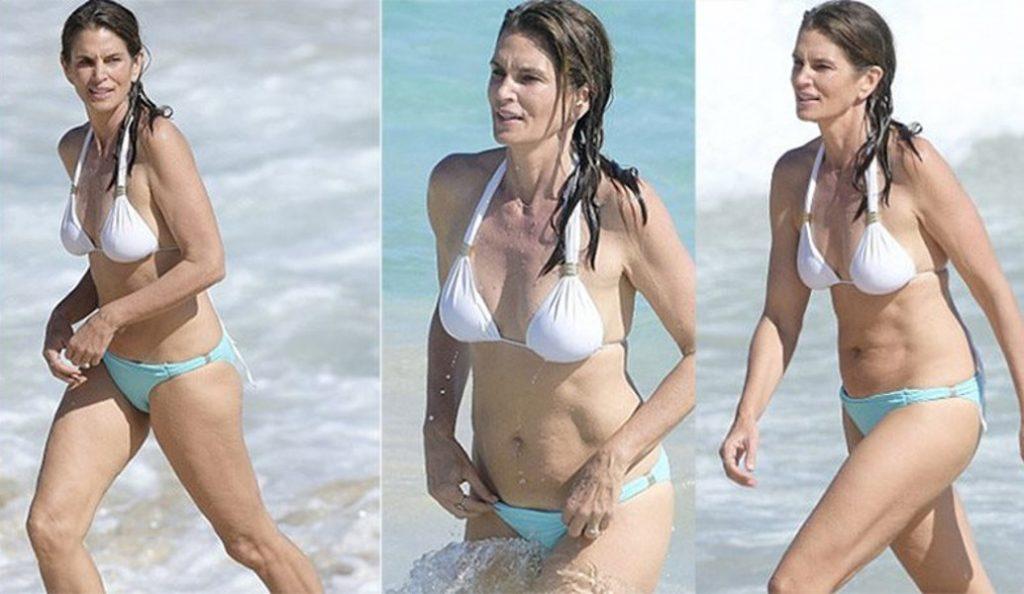 Η Σίντι Κρόφορντ κορμάρα στα 51 της (pics) | Pagenews.gr