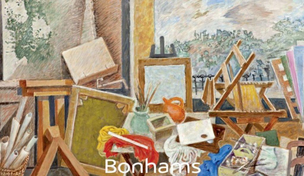 Bonhams: Δημοπρασία ελληνικής τέχνης | Pagenews.gr