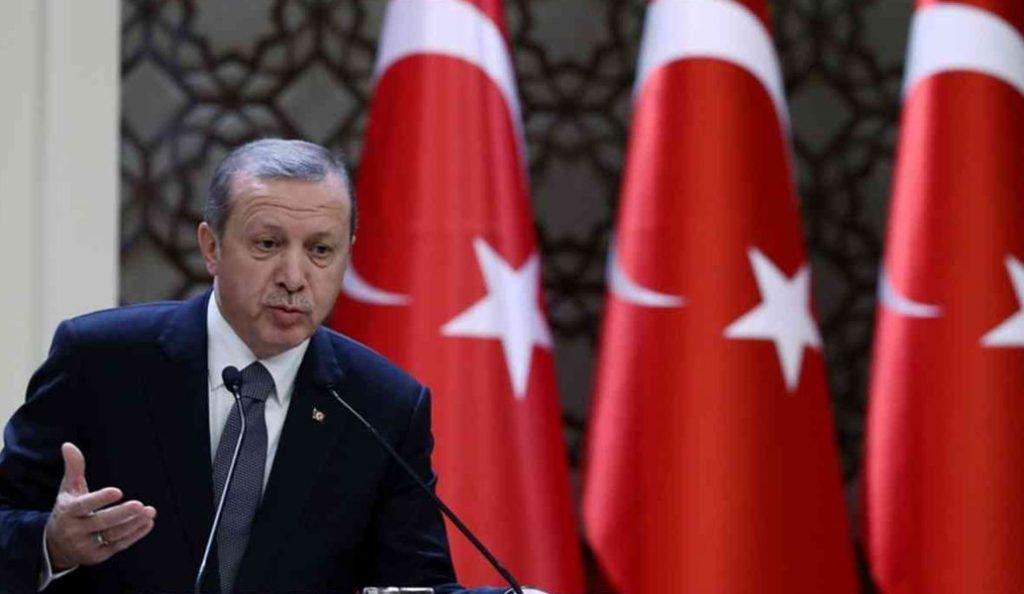 Ερντογάν: Η απομάκρυνση των ανιχνευτών μετάλλων από την Ιερουσαλήμ δεν αρκεί | Pagenews.gr