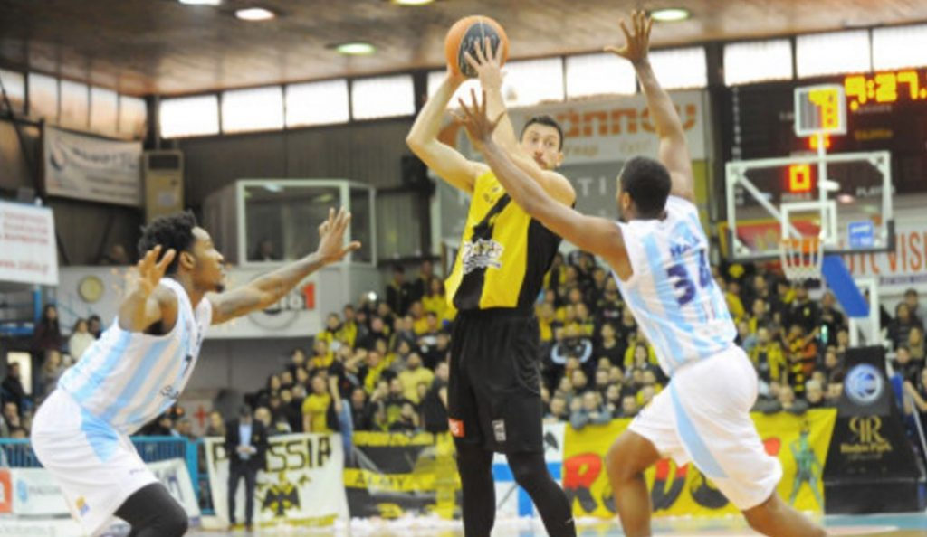 Basket League: Στα ημιτελικά η ΑΕΚ, «σκούπισε» το Ρέθυμνο | Pagenews.gr