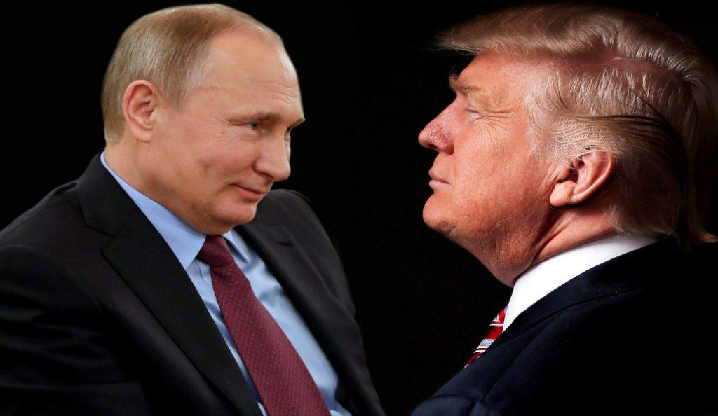 Λευκός Οίκος: Δεν αποκλείεται η συνάντηση Πούτιν – Τραμπ | Pagenews.gr