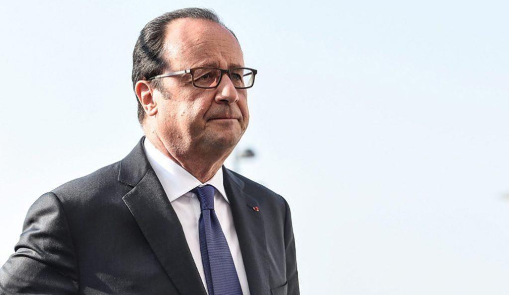 Ολάντ: Η Λεπέν πρέπει να αποκλειστεί από τον προεδρικό θώκο λόγω της «άγνοιάς» της | Pagenews.gr